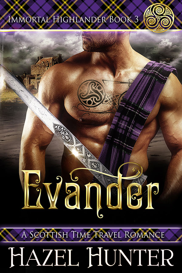 Evander – Hazel Hunter