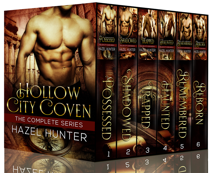 Hollow City Coven Box Set