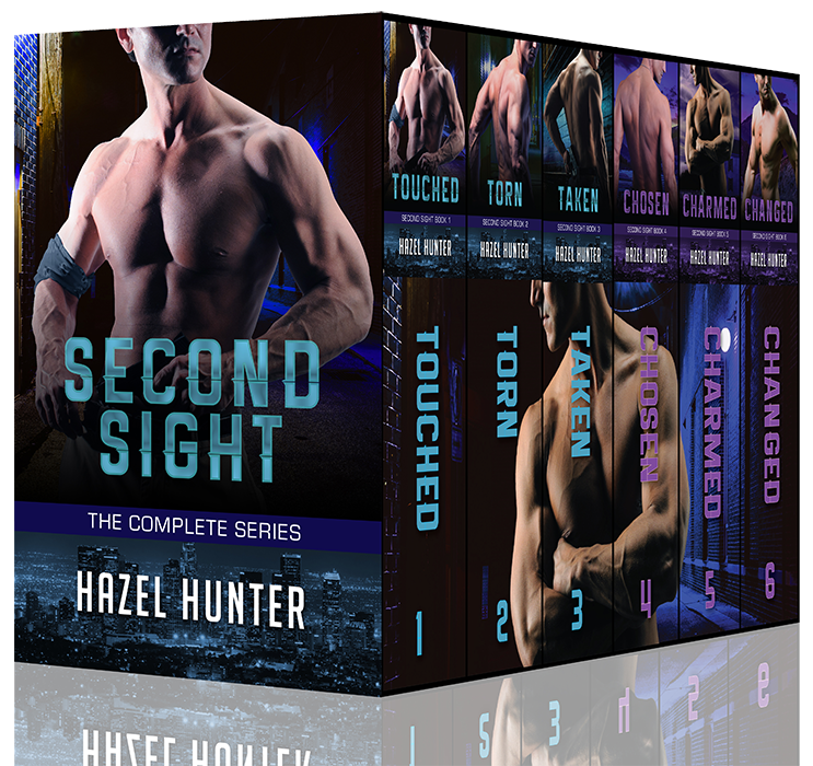 Second Sight Box Set