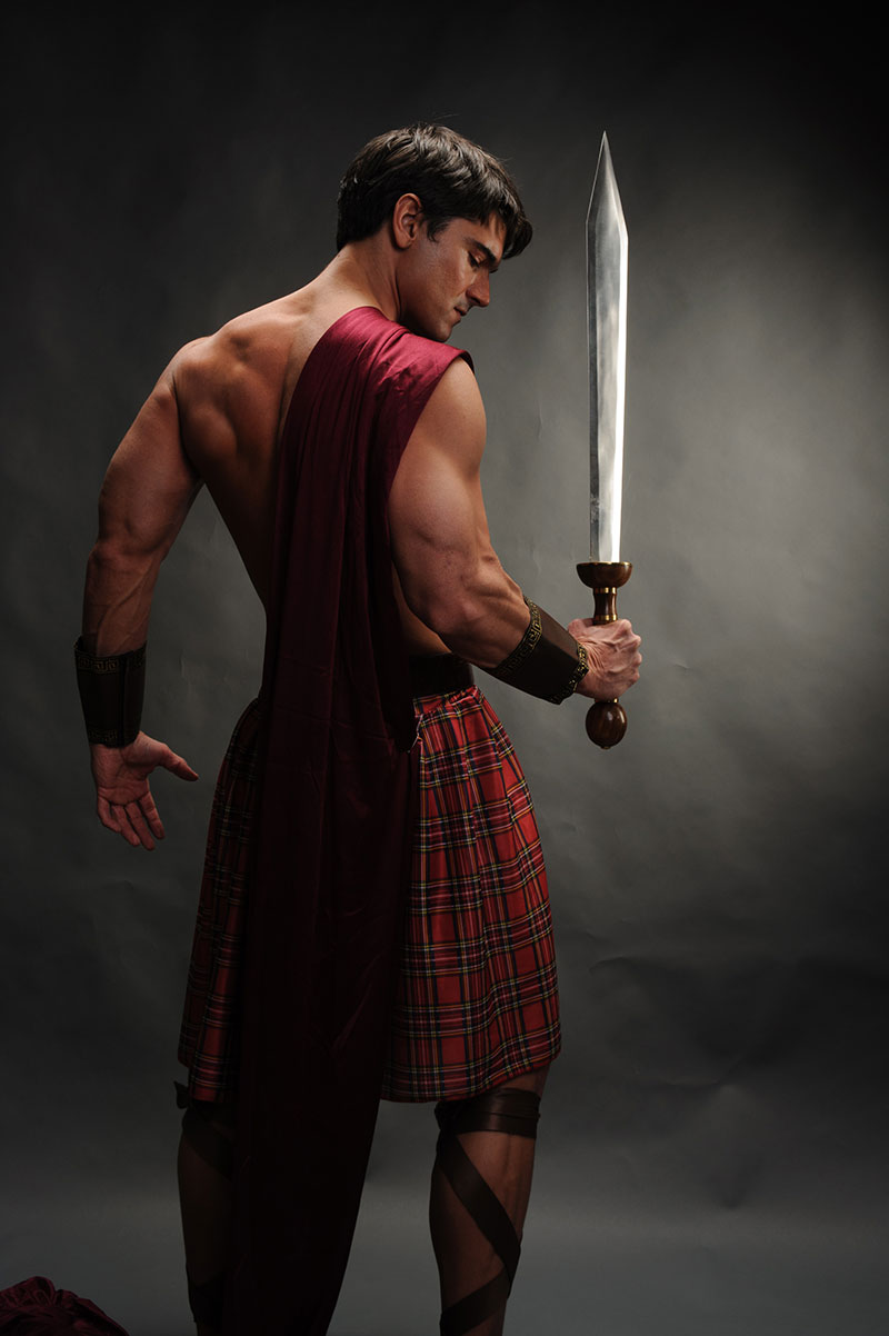 Awesome Highlander
